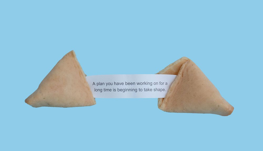 fortune cookie predicting successful business outcomes by linking performance and learning